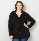 Avenue Fleece Anorak Hooded Jacket