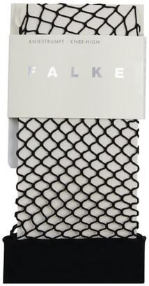 Falke Fishnet Knee-High Socks