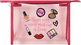 Ulta Positively Pink Cosmetic Bag