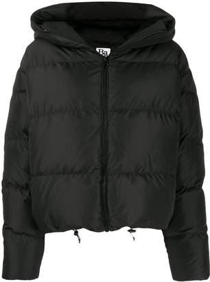 Bacon hooded padded jacket