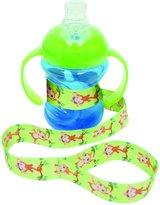 Petite Creations Bottle Holder, Monkey