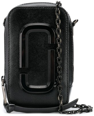 Marc Jacobs The Hot Shot leather mini bag