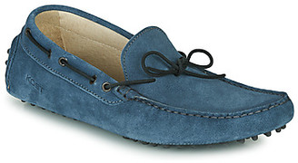 Kost TAPALO men's Loafers / Casual Shoes in Blue