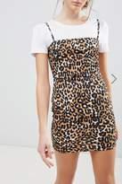 Daisy Street Amy Leopard Dress