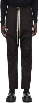 Rick Owens Black Bela Trousers