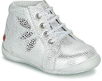 GBB MANON girls's Mid Boots in White