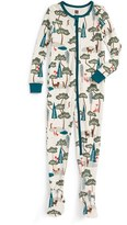 Tea Collection Infant Boy's Yoisho Fitted One-Piece Pajamas