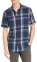 RVCA Men's Waas 2 Plaid Woven Shirt