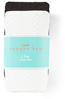 Copper Key 2-Pack Tights