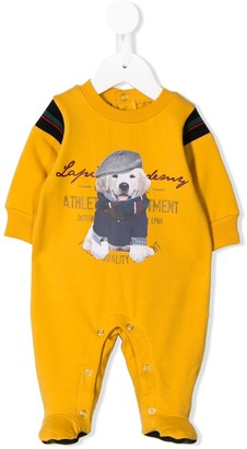 Lapin House Dog Print Pajamas