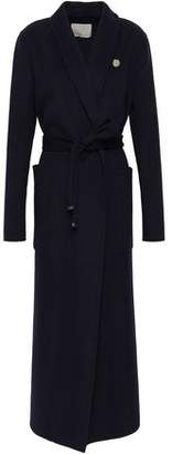 Soia & Kyo Daphne Brushed Wool-blend Felt Coat