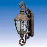 Maxim Lighting 40287WGET Morrow Bay Outdoor Sconce, Earth Tone
