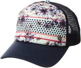 Roxy Junior's Water Come Down Trucker Hat