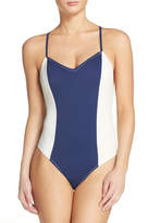 Solid & Striped Diana One-Piece Swimsuit