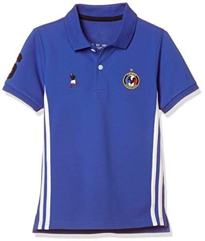 Giordano (ジョルダーノ) - (ジョルダーノ)GIORDANO ワールドポロシャツ GD18SM-03018032 010 ブルーソノタ 110
