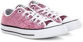 Converse Chuck Taylor All Star Ox Sequinned Sneakers