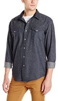 Pendleton Men's Fitted Canyon Snap-Front Shirt
