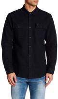 RVCA Baseline Long Sleeve Regular Fit Shirt
