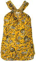 Etoile Isabel Marant Acan top - women - Cotton - 36