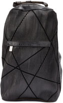 Numero 10 textured backpack