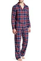 Majestic Flannel Pajama Set