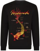 MHI Embroidered Tour Sweatshirt