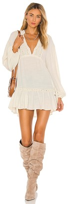 Free People Rugged Beauty Swing Dress