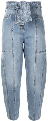 Ulla Johnson Otto tapered leg jeans
