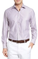 Peter Millar Men's Hilo Regular Fit Stripe Sport Shirt