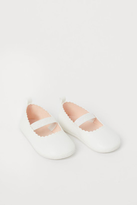 H&M Ballet pumps