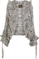 Vivienne Westwood Cable-Knit Cardigan