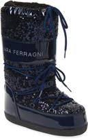 Chiara Ferragni Women's Sequin Boots