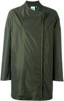 Aspesi minimal asymmetric front jacket - women - Polyester - XS