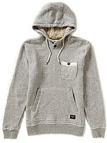 Billabong Rasta Yarn-Dyed French Terry Pullover Hoodie