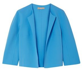 Michael Kors Stretch-wool Crepe Jacket