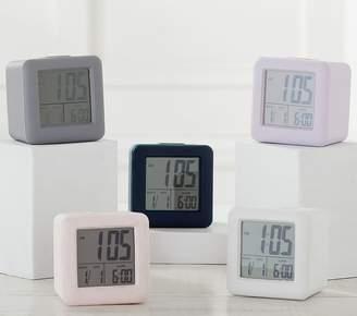Pottery Barn Kids Digital Clocks, Light Pink