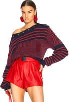 Philosophy di Lorenzo Serafini Adjustable Neck Sweater