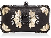 Sondra Roberts Art Deco Box Clutch