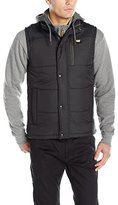 Caterpillar Men's Hooded Work Vest