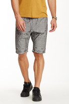 Howe Black Bird Jacquard Short