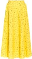Bottega Veneta Butterfly Midi Skirt