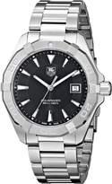 Tag Heuer WAY1110.BA0910 Men's Aquaracer Wrist Watches