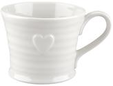 Sophie Conran for Portmeirion Embossed Heart Mug