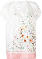 Loro Piana floral print blouse - women - Silk - S