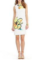 Lauren Ralph Lauren Floral-Print Sheath Dress