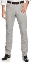 Alfani Big and Tall Cotton Stretch Pants