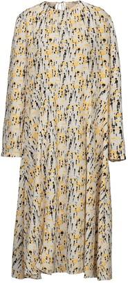 ERIKA CAVALLINI 3/4 length dresses