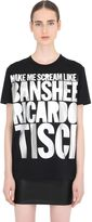 House of Holland Ricardo Tisci Cotton Jersey T-Shirt