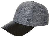 Gents Men's Evan Baseball Cap - Grey