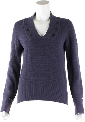 Chloé Purple Wool Knitwear for Women